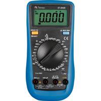 Multímetro Digital Dc Ac Cinza E Azul Et-2042E Minipa