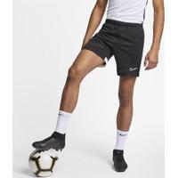 8070c79bd Netshoes  Shorts Nike Dri-Fit Academy Masculino - Masculino