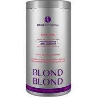 Pó Descolorante 500G Richée Blond Clareamento - Feminino
