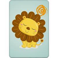 Tapete Love Decor De Atividades Infantil Lion Único