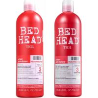 Shampoo E Condicionador Tigi Haircare Bed Head Resurrection 2X750Ml