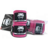 Bandagem De Boxe Venum (4M) - Rosa