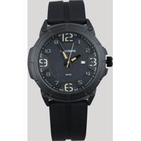 Relógio Analógico Mondaine Masculino - 53666Gpmvpi1 Preto - Único