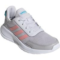 Tênis Juvenil Adidas Tensaur Run K - Unissex-Cinza+Rosa