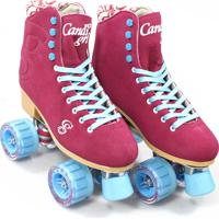 Patins Candi Girl Carlin Berry - Roller Derby