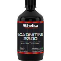 L-Carnitine 2300 Melhora O Condicionamento Físico E Auxilia No Aumento De Energia E Força Muscular - Limão - 480Ml - Atlhetica