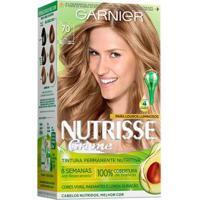 Coloração Nutrisse Garnier 70 Mel Louro - Unissex-Incolor