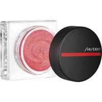 Blush Em Mousse Shiseido - Minimalist Whippedpowder 01 Sonoya - Feminino-Incolor