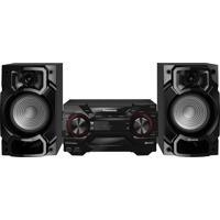 Mini System Sc-Akx220Lbk, Usb, Bluetooth, Max Juke, 450W Rms, Bivolt - Panasonic