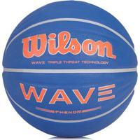 6f91e68efaccd Bola Wilson Basquete Wave Phenom - Unissex
