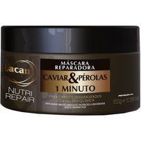 Lacan Nutri Repair Máscara Reparadora Caviar & Pérolas 300G