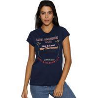 Camiseta Club Polo Collection Los Angeles Jam
