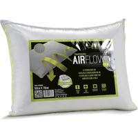 Travesseiro Altenburg Airflow Branco - 50Cm X 70Cm
