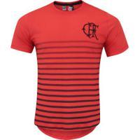 77a530d656 Camiseta Do Flamengo Deep - Masculina - Vermelho
