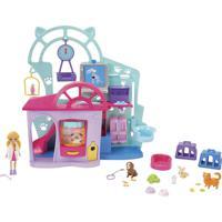 Polly Pocket Clínica Veterinária Da Polly - Mattel - Kanui