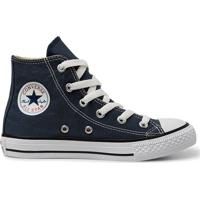 Tênis Infantil Cano Alto Jeans Converse All Star Ck00040001