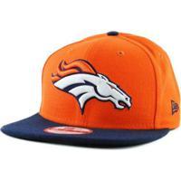 e802a7ea155f2 Netshoes  Boné New Era Snapback Original Fit Denver Broncos - Nfl -  Masculino