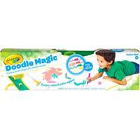 Tapete De Desenho - Doodle Magic Color Mat - Crayola