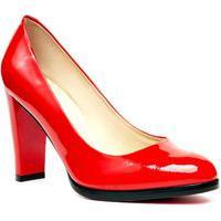 Sapato Zeferino Couro Envernizado - Red