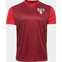 Camisa São Paulo Mescla Masculina - Masculino