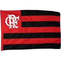 Bandeira Flamengo Tradicional 1 1/2 Pano - Unissex
