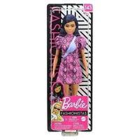 Barbie Fashionista - Oriental Cabelo Azul Fbr37