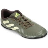 Chuteira Futsal Infantil Adidas Artilheira Iii Eg2843, Cor: Verde, Tamanho: 30