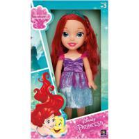 ... Boneca - Disney - Minha Primeira Princesa Real - Disney - Princesas -  Ariel - Mimo ff189fb6f3a