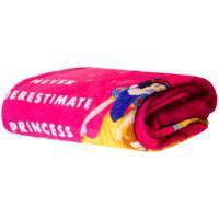 Cobertor Com Manga Princesas 1 60 X 1 30 M