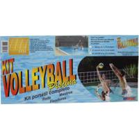 Kit Volleyball Piscina Completo