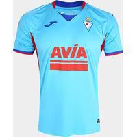 Camisa Eibar Third 19/20 S/Nº Torcedor Joma Masculina - Masculino
