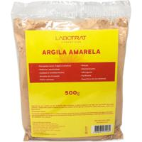 Argila Amarela Combate O Envelhecimento Labotrat 500G