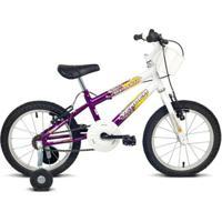 Bicicleta Infantil Aro 16 Verden Bikes Brave - Feminino