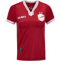 Camisa Do Vila Nova Iii 2019 Nº 10 Numer - Feminina - Vermelho