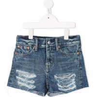 Go To Hollywood Short Jeans - Azul