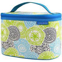 Necessaire Frasqueira Tam. G Jacki Design My Lolla Azul