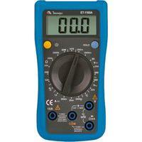 Multímetro Digital Minipa Et-1110A Ac E Dc Azul/Preto