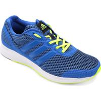 624479e896c Netshoes  Tênis Adidas Mana Bounce Masculino - Masculino-Azul+Verde