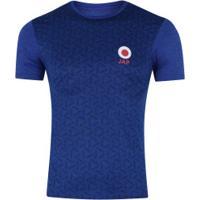 Camiseta Japão 2019 Adams - Masculina - Azul