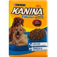 Ração Para Cães Kanina Filhotes Sabor Carne & Cereais 15Kg