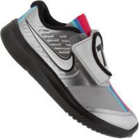 Tênis Para Bebê Nike Star Runner 2 Auto Tdv - Infantil - Prata
