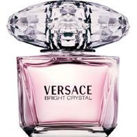 Perfume Versace Bright Crystal Eau De Toilette Feminino 90Ml
