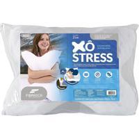 Travesseiro Fibrasca Xo Stress BrancoPara Fronhas 50X70Cm