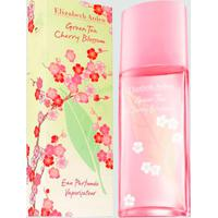 Perfume Feminino Green Tea Cherry Blossom Elizabeth Arden - 100Ml