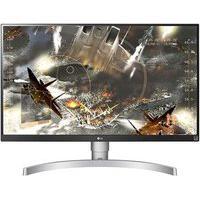 "Monitor Lg Led 27"" Widescreen Uhd 4K, Hdr, Ips, Hdmi/Display Port, Ajuste De Altura, Branco - 27Ul650-W"