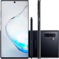 Smartphone Samsung Galaxy Note 10 Plus Preto 256Gb 12Gb Ram Tela De 6