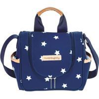 Frasqueira Térmica - Emy - Navy Star - Marinho - Masterbag