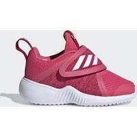 Tênis Infantil Adidas Fortarun X Cf I - Unissex-Rosa