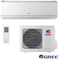 Ar Condicionado Split Hi Wall Inverter Gree Eco Garden Com 9.000 Btus, Quente E Frio, Turbo, Branco - Gwh09Qa-D3Dnb8M