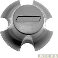 Calota Do Centro Da Roda Chevrolet - Monza (Modelos Com Roda De Ferro) - Copinho - De Plástico - Cada (Unidade)